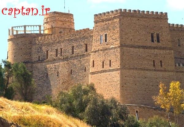 قلعه تاریخی شوش
